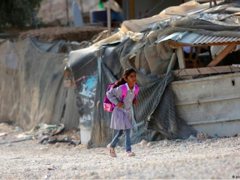 Israel to Destroy West Bank Bedouin Village