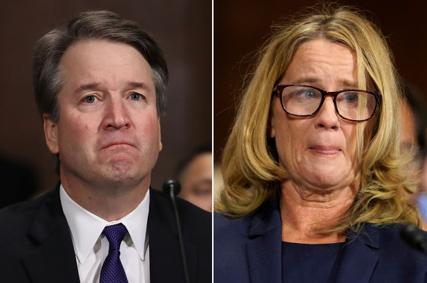 The Kavanaugh Affair