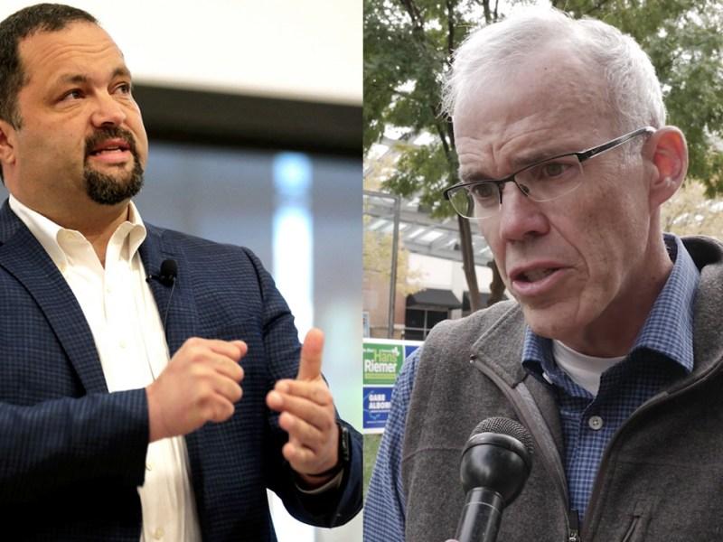Bill McKibben Campaigns for Maryland Democratic Candidate Ben Jealous