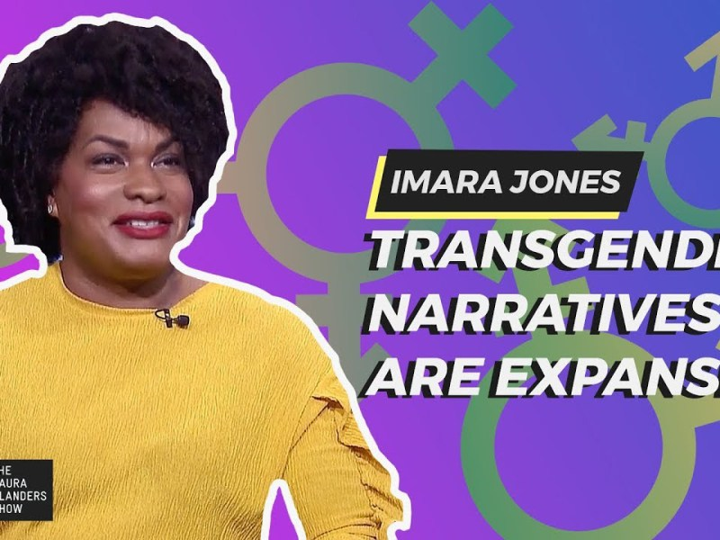 Laura Flanders Show: Transgender Narratives Are Expansive