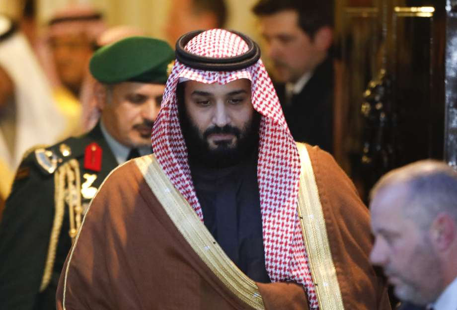 Saudi diplomatic offensive seeks to put Khashoggi behind it and thwart Qatar