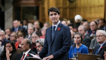 Canada's Trudeau Attacks BDS, Joins Trump & Israel Blaming 'Both Sides' for Anti-Semitism