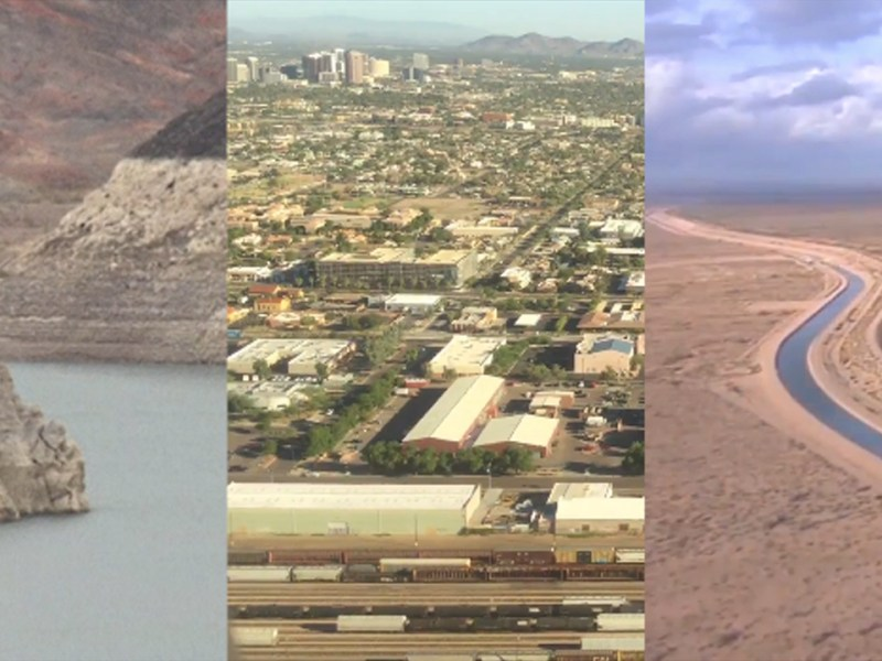 Counting the Drops: Climate Change and The Colorado River