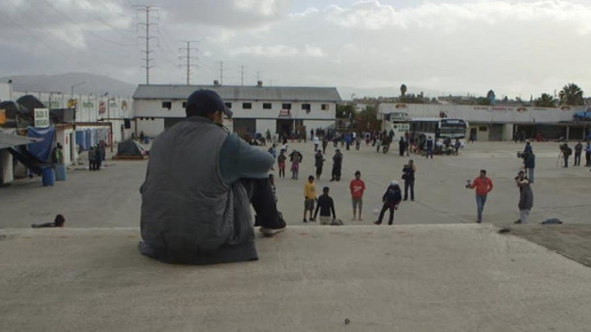 Tijuana Moves Central American Migrants to New Shelter