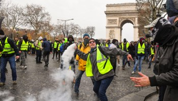France's Macron Makes Concessions while 'Yellow Vest' Protests Continue