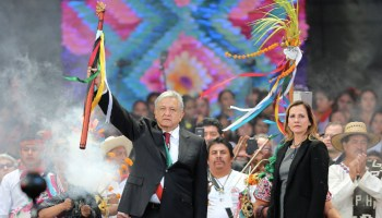 Expectations Skyhigh for Mexico's Newly Inaugurated President Lopez Obrador