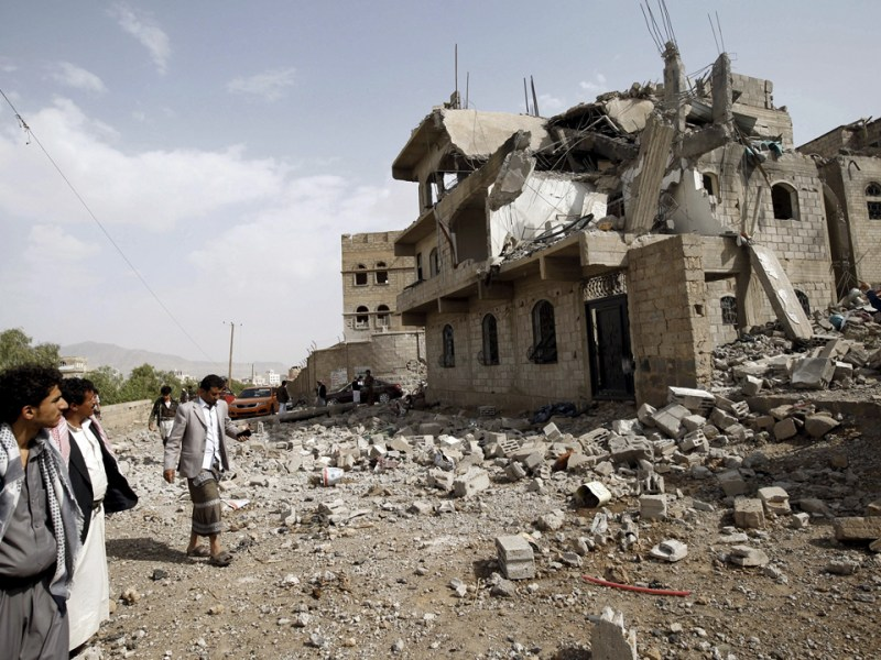 US Sabotages UN Attempt at Yemen Ceasefire, as Opposition to War Grows in Congress