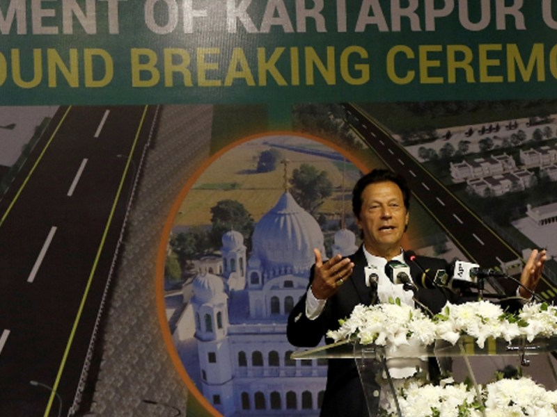 Pakistan's New PM Imran Khan Seeks Historic Peace Deal with India, After Decades of Conflict