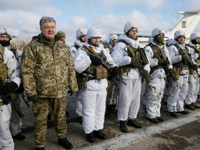 Ukraine Requests NATO Military Buildup, Imposes Martial Law as Russia Sends Troops to Border