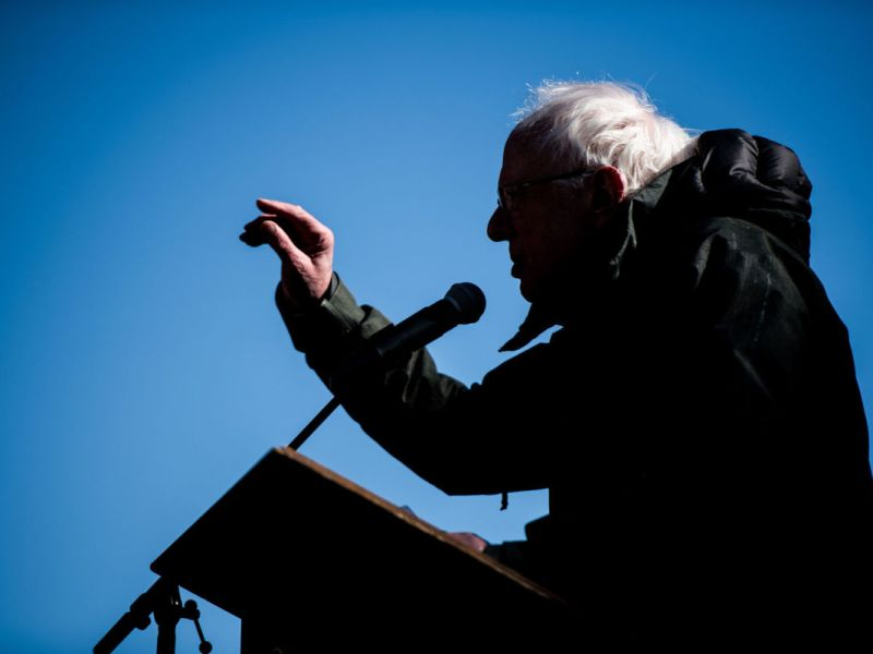 Bernie's Likely 2020 Bid Could Transform the Political Landscape