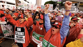 LA Teacher's Strike Ends: Teachers & Students Win, Privatization on the Run