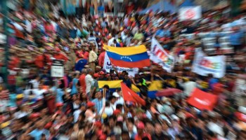 Attempted Coup in Venezuela with Abby Martin, Greg Wilpert, Paul Jay