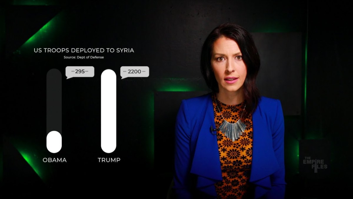 Empire Files: Trump's Syria Deception