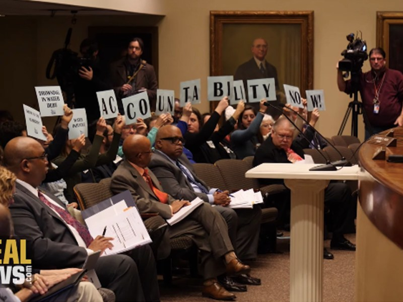 Water Rate Hike Sparks Questions About Accountability