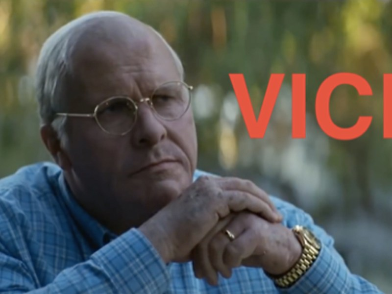 """MOVIE REVIEW: VICE Underplays the """"Evil"""" of Dick Cheney - Wilkerson and Jay Review the Movie (1/3)"""