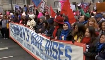 Women Say Unity, Not Strife, Define 2019 March