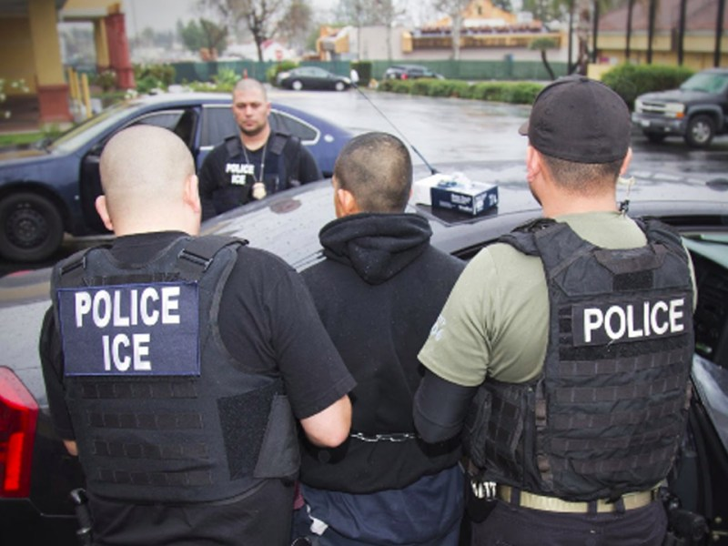 ICE Entraps Foreign Students: Not New, but Immigration Criminalization is Intensifying