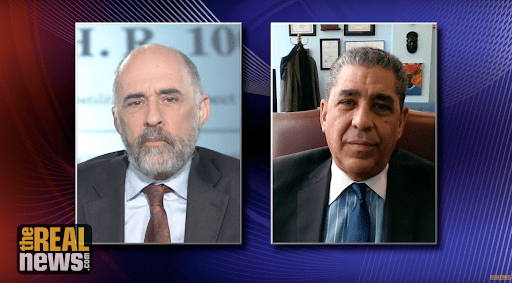 Paul Jay interviews Adriano Espaillat