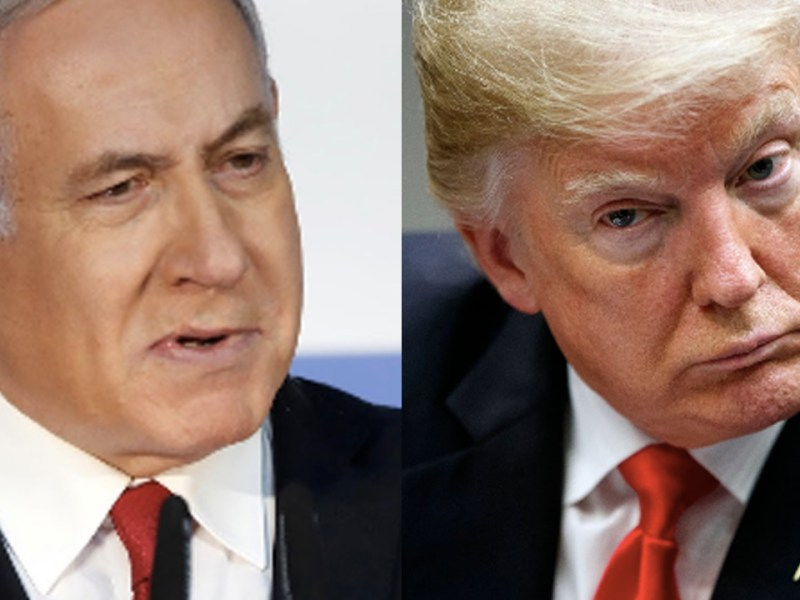 Trump and Netanyahu Scandals a Very Dangerous Moment - Wilkerson & Jay