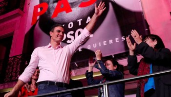 Spain's Center-Left Wins Without Majority, Rules out Coalition With Podemos for Now