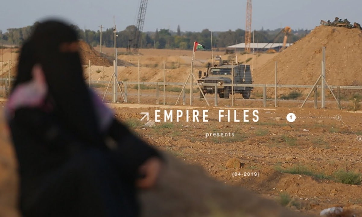 Empire Files: Gaza Fights For Freedom (Trailer)