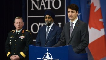 Defence of European Empires was Original NATO Goal