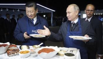 Russia-China Alignment Challenge U.S. Hegemony