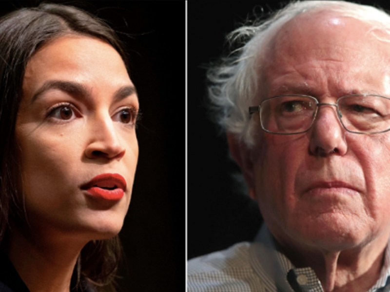 Ocasio-Cortez & Sanders Introduce Bill to Cap Credit Card Interest Rates at 15%