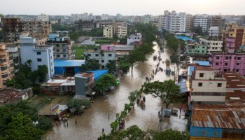 Rising Seas Could Generate 187 Million Climate Refugees by 2100