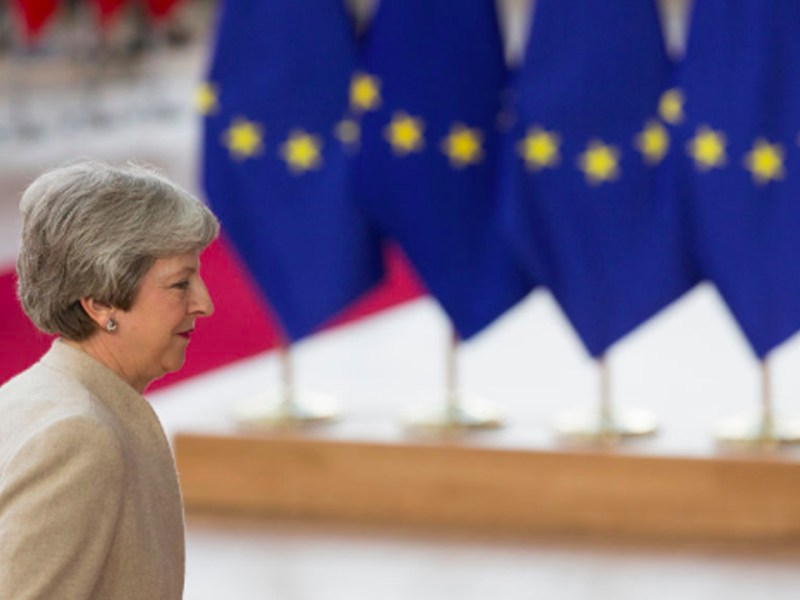 Theresa May's Resignation Could Mean a Hard Brexit
