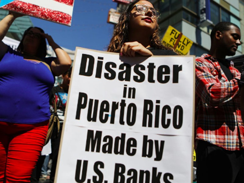Puerto Rico to Receive New Disaster Relief, but Colonial Status Prevents Economic Recovery
