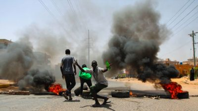 Opposition Demands Immediate Return to Civilian Rule After ...