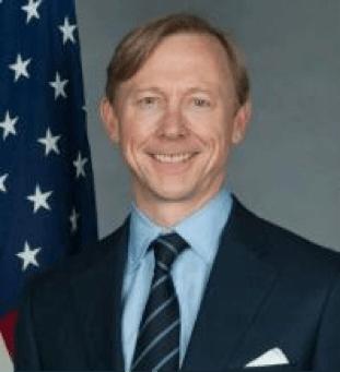 Brian Hook, United States Special Representative for Iran, Photo Wikipedia https://en.wikipedia.org/wiki/Brian_Hook