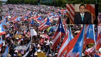 Puerto Rico Governor's Resignation 'A Landmark' in Island's History