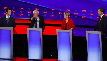 Second Demcoratic Debate, Part One: The Moderate/Progressive Divide Came Through (1/3)
