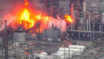 Philadelphia Activist: 'Oil Refinery Explosion Literally Rocked the Very Foundation of my Community'