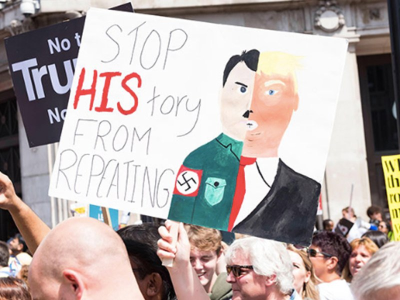 Can a Majoritarian Movement Be Built to Stop Trump's Racist Momentum?