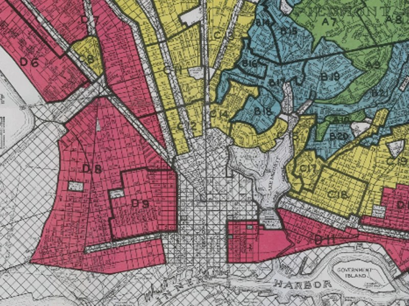 Racial Inequality Is Rooted in Denial of Home and Land Ownership