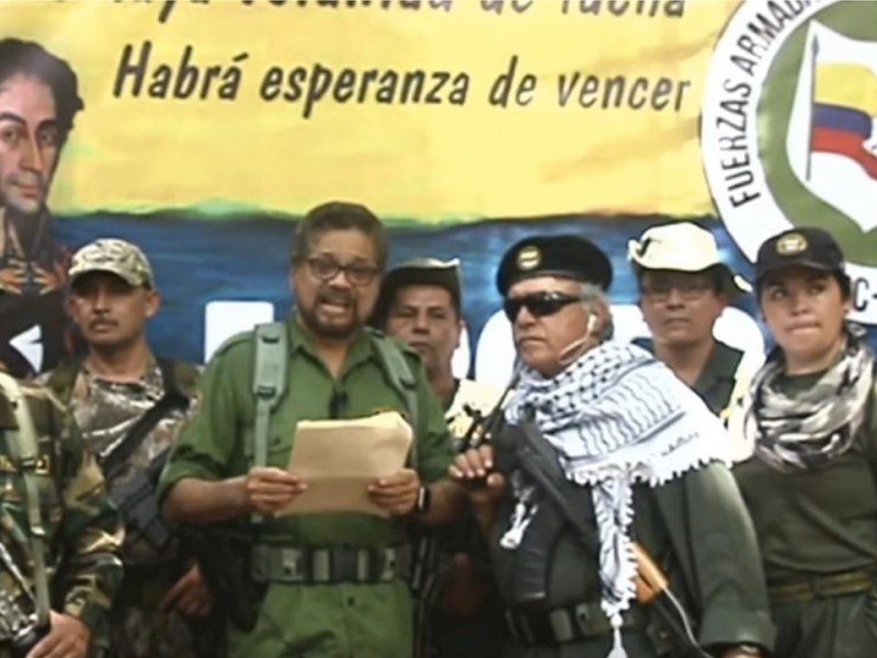 """Colombia's President """"Wants War,"""" FARC Dissidents Comply"""