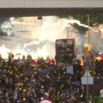 Hong Kong Democracy Protestors Launch General Strike