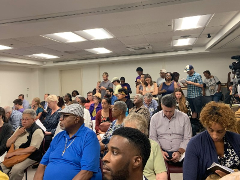 Residents Outraged City Won't Commit to 100% Affordable Housing