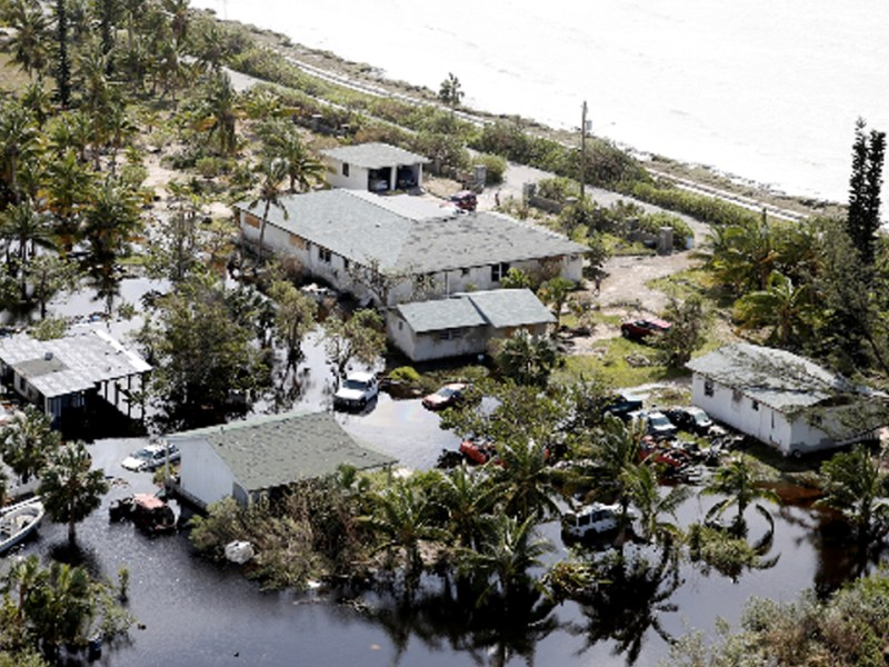 Bahamian Environmental Advocate Calls for Global Climate Action