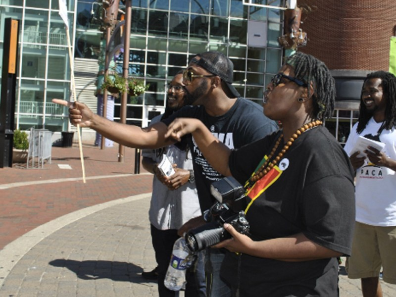 Black Leftists Challenge #Blexit And Political Misleadership In Baltimore