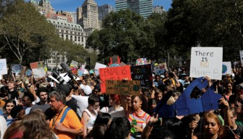 4 Million People Strike for Climate Action