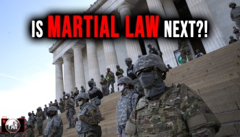 Police Brutality Protesters Met With More Brutality: Is Martial Law Next?