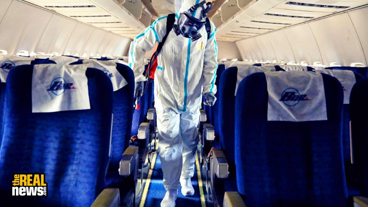 Climate Crisis: Dead Med Gas, Executive Bonuses, Coal Exports, Aviation Loophole