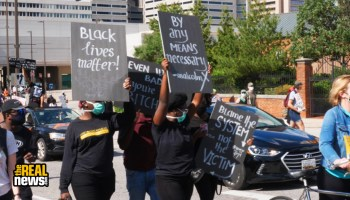 Civil Rights Activist Annie Chambers Is Marching Again Against Police Brutality