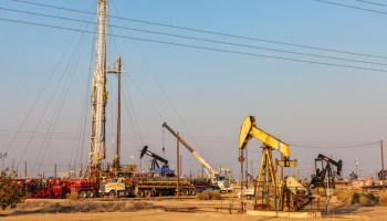 California Greenlights 'Orwellian' Solar-Powered Fracking Scheme