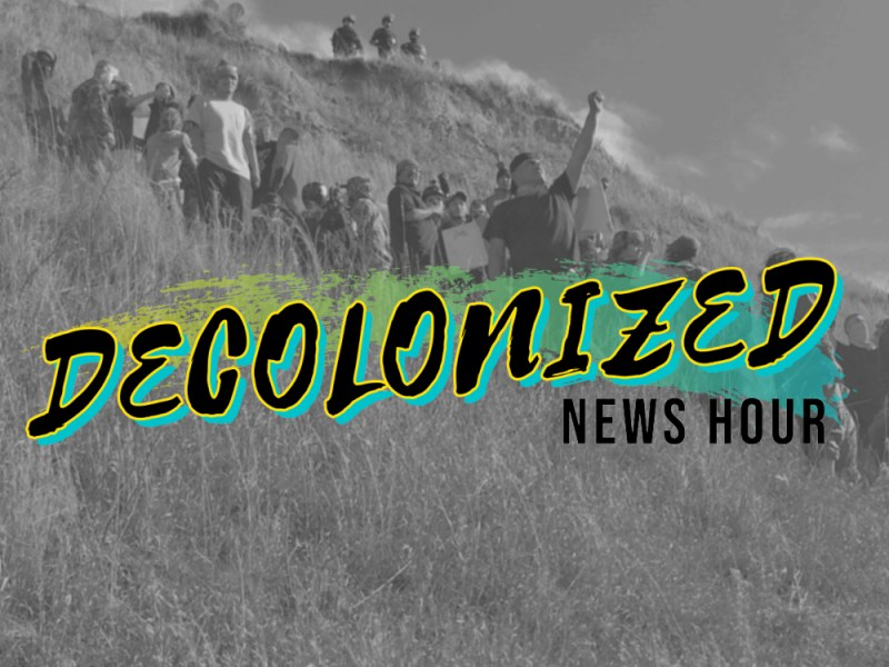 Decolonized News Hour on TRNN