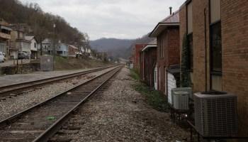 Downtown Logan, West Virginia